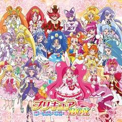 PreCure Vocal Best Box 2013-2017 CD4