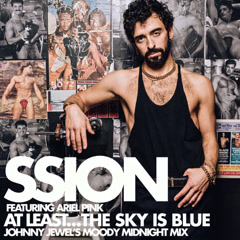 At Least The Sky Is Blue (Remix) - SSION, Johnny Jewel