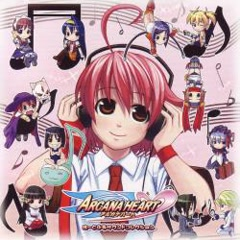 Arcana Heart Heartful Sound Collection CD2 - Motoharu Yoshihira