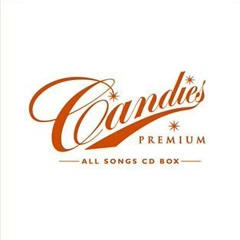 CANDIES PREMIUM~ALL SONGS CD BOX~ CD5 - Candies