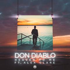 Heaven To Me (Single) - Don Diablo