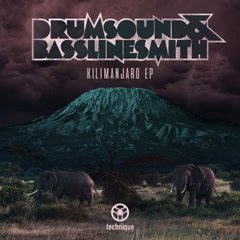 Kilimanjaro (EP) - Drumsound & Bassline Smith