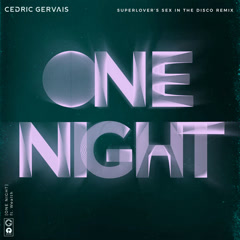One Night (Superlover's Sex In The Disco Remix)
