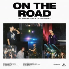On The Road (Single) - H1GHR MUSIC