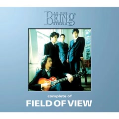 complete of FIELD OF VIEW at the BEING studio - FIELD OF VIEW