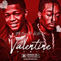 Valentine (Remix) - YK Osiris
