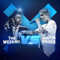 The Weeknd vs Justin Bieber