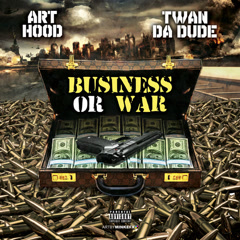 Business Or War (Single) - Art Hood