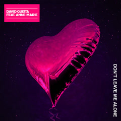 Don't Leave Me Alone (Single) - David Guetta