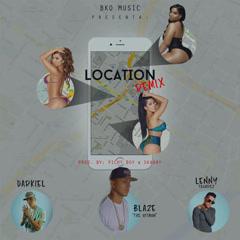 Location (Remix) - Blaze