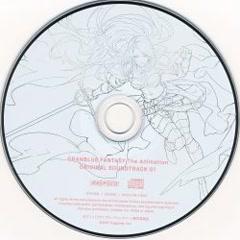 GRANBLUE FANTASY The Animation ORIGINAL SOUNDTRACK 01