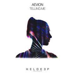 Telling Me (Single) - Aevion