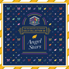 THE IDOLM@STER LIVE THE@TER SOLO COLLECTION 06 Angel Stars - Various Artists