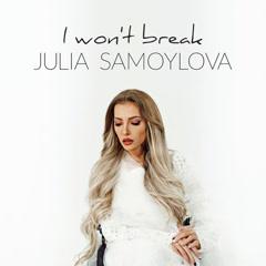 I Won't Break (Single)