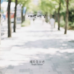 Diary Vol.14 (Maybe You Too) (Single) - Hyehwadong Boy