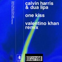 One Kiss (Valentino Khan Extended Remix) - Calvin Harris, Dua Lipa
