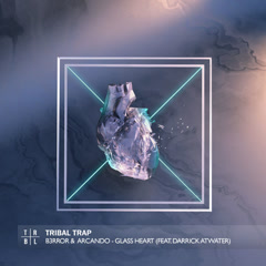 Glass Heart (Single) - B3RROR, Arcando