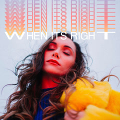When It's Right (Single) - Alyson Stoner