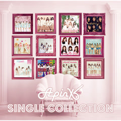 Apink Single Collection (Jap Ver.)