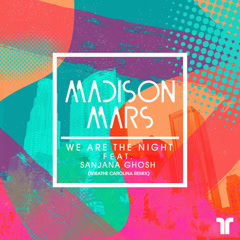 We Are The Night (Breathe Carolina Remix) - Madison Mars