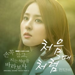 Let's Hold Hands Tightly and Watch The Sunset OST Part. 3 - Cheon Dan Bi