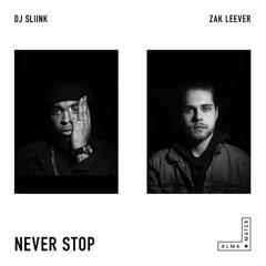 Never Stop (Single)