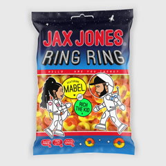 Ring Ring (Single) - Jax Jones, Mabel