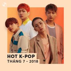 Nhạc Hàn Hot Tháng 07/2018