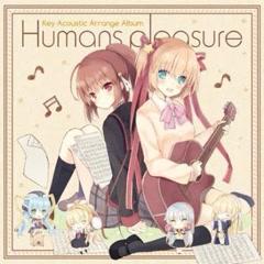 Key Acoustic Arrange Album: Humans pleasure