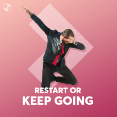 Restart Or Keep Going - Various Artists