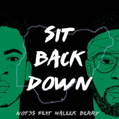 Sit Back Down (Single) - Not3s