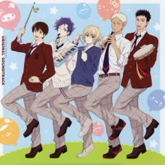Sanrio Danshi ORIGINAL SOUNDTRACK - Various Artists