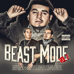 Beast Mode, Vol. 2 (Valley 2 Tha Bay) - Yapper, C-Loc
