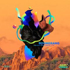Boomerang (Single) - Felix Snow, Teflon Sega