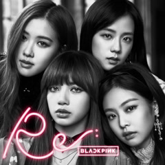 Re: BLACKPINK (EP) - Black Pink