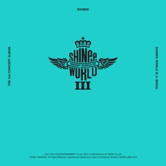 The 3rd Concert Album 'SHINee WORLD III in SEOUL' (CD1)