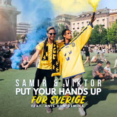 Put Your Hands Up För Sverige (Single)