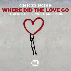 Where Did The Love Go (Single) - Chico Rose