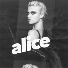 GIRLS X BOYS (Single) - Alice