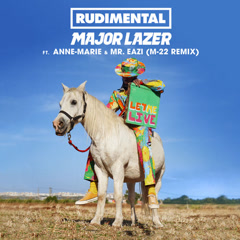 Let Me Live (M-22 Remix) - Rudimental, Major Lazer
