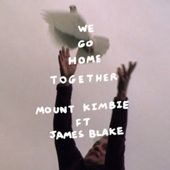 We Go Home Together (Single) - Mount Kimbie