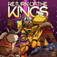 Return Of The Kings (EP) - Bad Royale