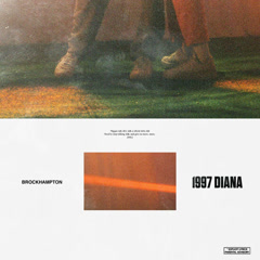 1997 DIANA (Single) - BROCKHAMPTON