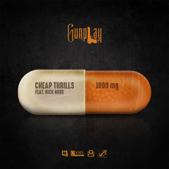 Cheap Thrills (Single) - Gunplay
