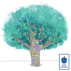 Tree (Single) - BLUE PAPRIKA