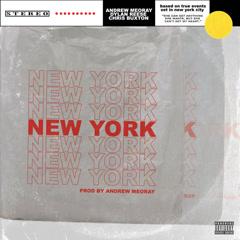 New York (Single) - Andrew Meoray, Dylan Reese, Chris Buxton
