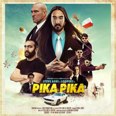 Pika Pika (Single) - Steve Aoki, LOOPERS