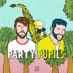 Sax On The Beach (Single) - Party Pupils, Max