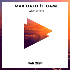 What Is Love (Single) - Max Oazo