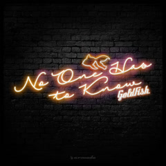 No One Has To Know (Single) - Goldfish